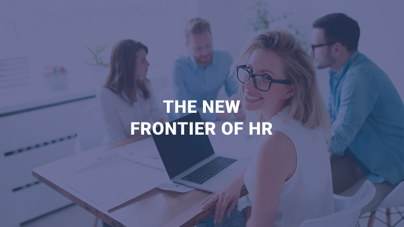 The New Frontier of HR