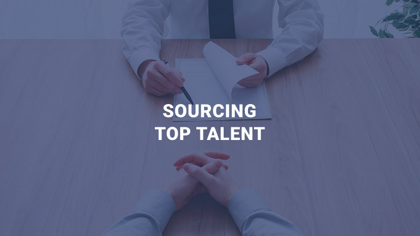 Sourcing Top Talent