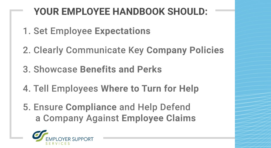 5 Reasons to Have a Company Handbook