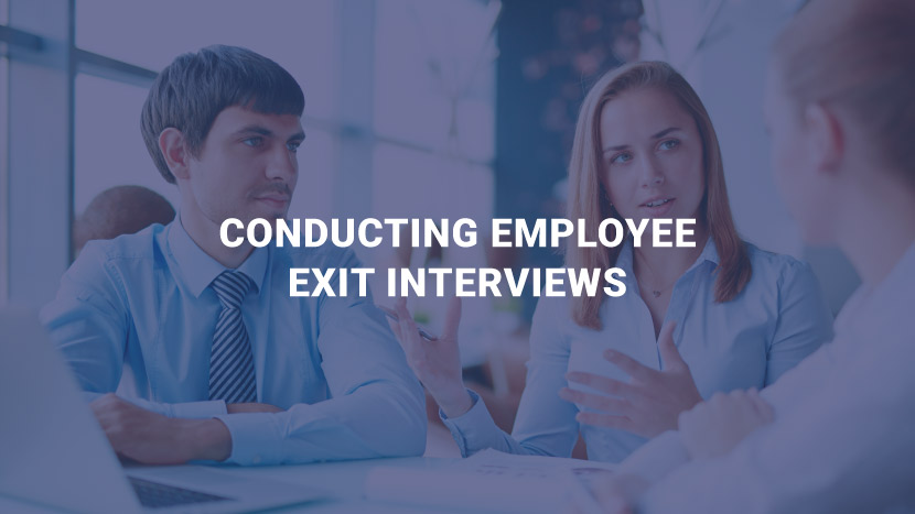 Conducting Employee Exit Interviews